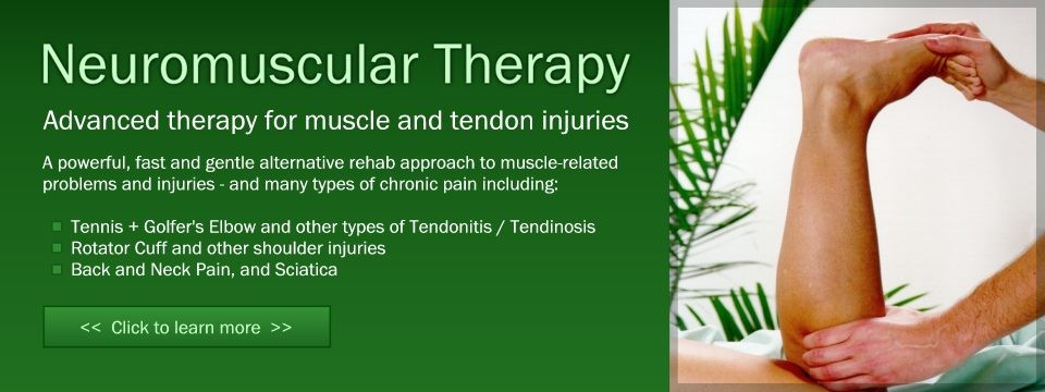 Leading-Edge Neuromuscular Therapy