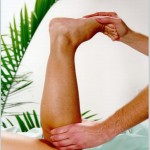 Photo of Neuromuscular Massage Therapy on Leg