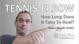 How Long Does It Take To Recover From Tennis Elbow?
