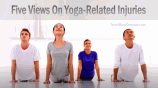 Yoga Injuries: Five Experts' Views