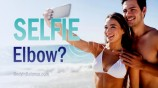 Selfie Elbow Treatment In Marin